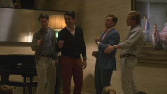 Complete costume of Jed Milgrim (Billy Magnussen) seen in Maniac (Season 1 Episode 1) - TV Show Outfits and Products