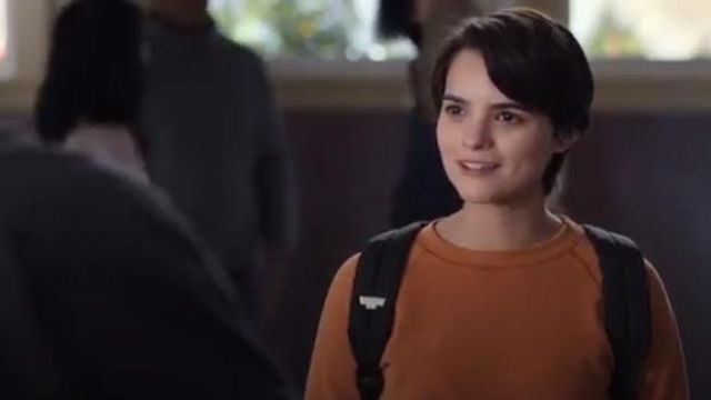 Courtney Barnett Tell Me How You Really Feel Pin outfit worn by Elodie Davis (Brianna Hildebrand) in Trinkets (S01E01) - TV Show Outfits and Products