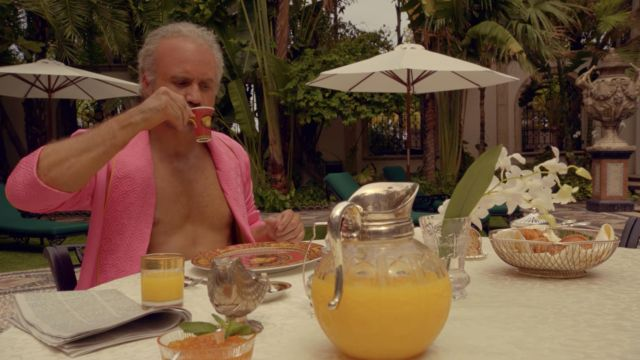 Fashion Trends 2021: Cup of Gianni Versace (Édgar Ramírez) seen in American Crime Story: The Assassination of Gianni Versace Season 2 Episode 1