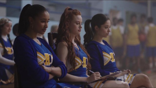 Fashion Trends 2021: Dress of the Vixens of Cheryl Blossom (Madeleine Petsch) seen in Riverdale