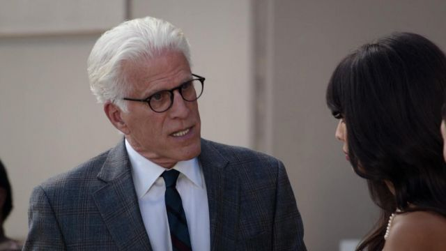 Eyeglasses outfit worn by Michael (Ted Danson) seen in The Good Place Season 3 Episode 5 - TV Show Outfits and Products