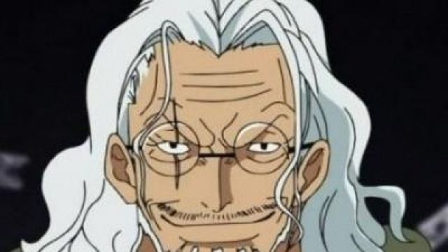 Fashion Trends 2021: Eyeglasses round Silvers Rayleigh in One Piece Season 3 Episode 3