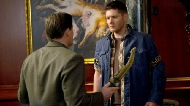 Fashion Trends 2021: First Blade in the series Supernatural Season 9E16