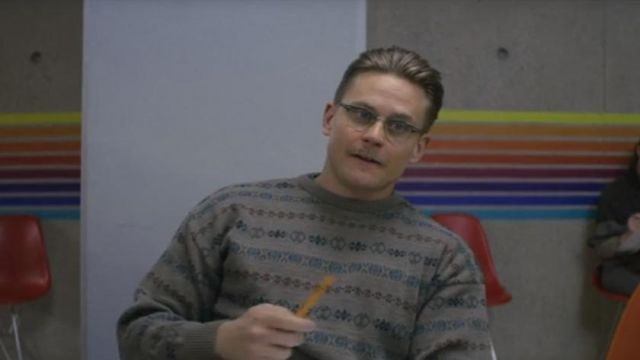 Glasses of Jed Milgrim (Billy Magnussen) seen in Maniac (Season 1 Episode 1) - TV Show Outfits and Products