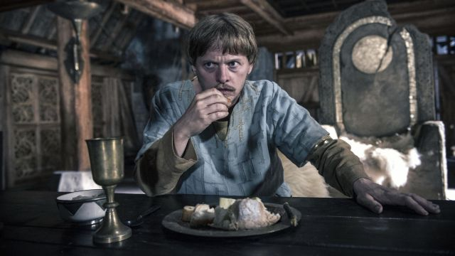 Goblet medieval in The Last Kingdom (Season 2 Episode 4) - TV Show Outfits and Products