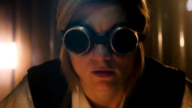 Goggles steampunk of the 13th Doctor (Jodie Whittaker) seen in Doctor Who - TV Show Outfits and Products