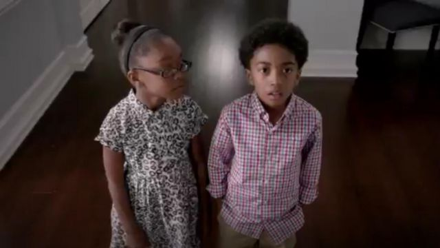 J.Crew Girls Shirtdress in Leopard outfit worn by Diane Johnson (Marsai Martin) in black-ish (Season 01 Episode 02) - TV Show Outfits and Products