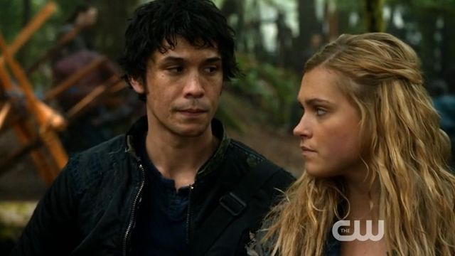 Jacket of Bellamy Blake (Bob Morley) seen in The 100 Season 1E11 - TV Show Outfits and Products