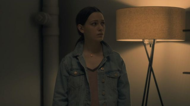 Jacket Of Eleanor Crain Victoria Pedretti Seen In The Haunting Of Hill House Season 1 Episode 1 Tv Show