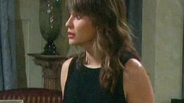 Joie Mairead Jumpsuit outfit worn by Sarah Horton (Linsey Godfrey) as seen on Days of Our Lives November 8, 2019 - TV Show Outfits and Products
