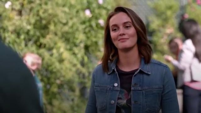L'Agence janelle jacket outfit worn by Angie D'Amato (Leighton Meester) in Single Parents Season 2 Episode 2 - TV Show Outfits and Products