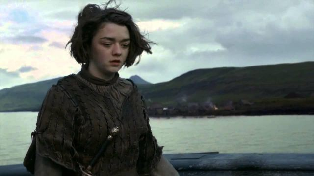 Fashion Trends 2021: Leather costume of Arya Stark (Maisie Williams) seen in Game of Thrones Season 4E10