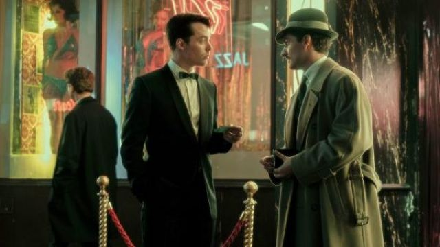 Long brown wool coat outfit worn by Thomas Wayne (Ben Aldridge) as seen in Pennyworth (Season 1) - TV Show Outfits and Products