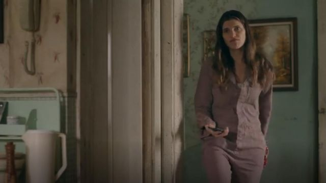 Madewell Coverall Jumpsuit outfit worn by Rio (Lake Bell) in Bless This Mess (S01E06) - TV Show Outfits and Products