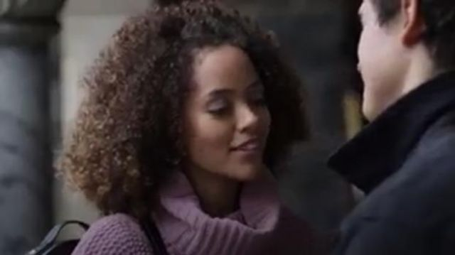 Madewell Star & Moon Hoop Earrings outfit worn by Tabitha Foster (Quintessa Swindell) in Trinkets (S01E10) - TV Show Outfits and Products