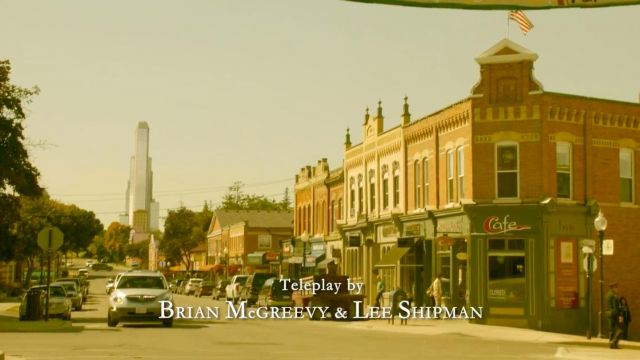 Main Street 210 Queen St, Port Perry in Ontario, Canada as seen in Hemlock Grove (S01E01) - TV Show Outfits and Products