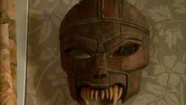 Mask of Cordolfo Nancy Lenehan / Pat in Buffy the vampire slayer (Season 3 Episode 2) - TV Show Outfits and Products
