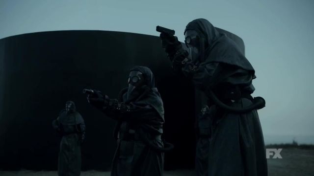Masks of doctor of plague in American Horror Story Revelation (Season 8) - TV Show Outfits and Products