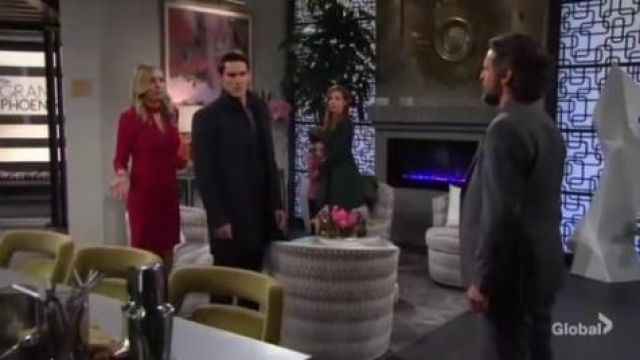 Nanette lepore Heartthrob Cutout Mini Dress of Abby Newman (Melissa Ordway) in The Young and the Restless - TV Show Outfits and Products