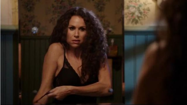 Natori 'Feathers' Underwire Bra. outfit worn by Fiona (Minnie Driver) in About a Boy (S02E09) - TV Show Outfits and Products