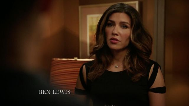 Necklace outfit worn by Dinah Drake (Juliana Harkavy) seen in Arrow Season 7 Episode 2 - TV Show Outfits and Products
