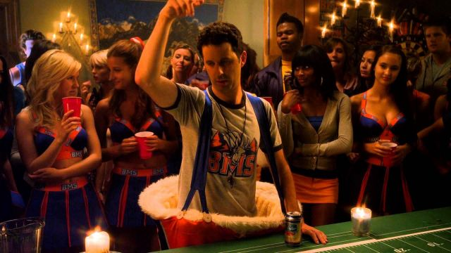 Fashion Trends 2021: Outfit Cheerleader in Blue Mountain State Season 3 Episode 6