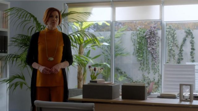 Pants yellow seen in Elite (Season 1 Episode 1) - TV Show Outfits and Products