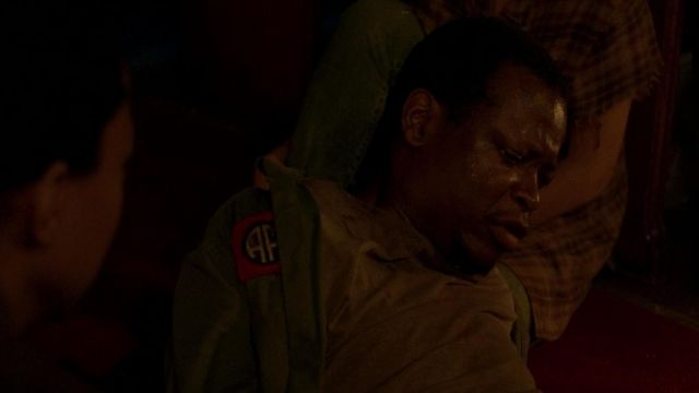 Patch 82nd Airborne Bob Stookey (Lawrence Gilliard Jr.) seen in The Walking Dead Season 5 Episode 3 - TV Show Outfits and Products