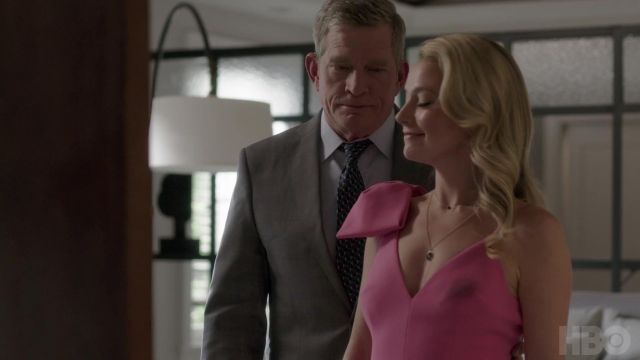Patterned tie outfit worn by Robert (Thomas Haden Church) as seen in Divorce (Season 03) - TV Show Outfits and Products