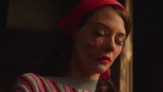 Pink headband outfit worn by Elasti-Girl (April Bowlby) in Doom Patrol (Season 1) - TV Show Outfits and Products