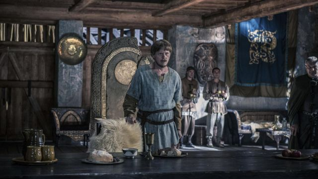 Pitcher in pottery in The Last Kingdom Season 2 Episode 4 - TV Show Outfits and Products
