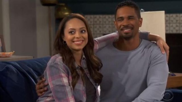Plaid shirt Rails Clear (Amber Stevens West) seen in Happy Together S1E6 - TV Show Outfits and Products