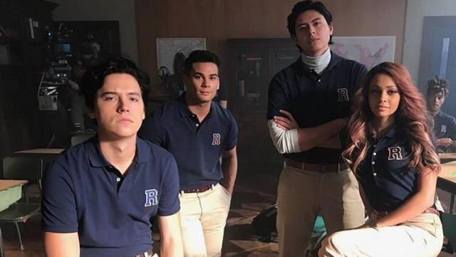 Fashion Trends 2021: Polo of Riverdale High being outfit worn by the Snakes in Riverdale Season 2 Episode 9