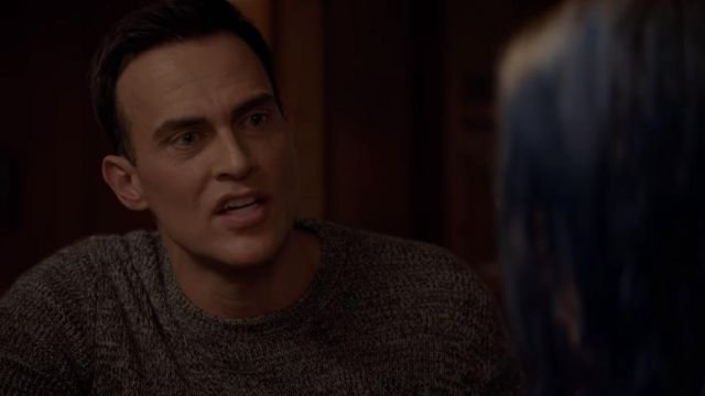 Pull of Rudy Vincent (Cheyenne Jackson) seen in American Horror Story (Season 7 Episode 7) - TV Show Outfits and Products