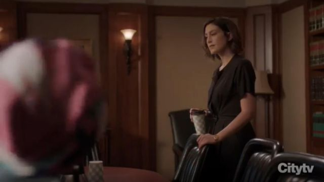 Rachel comey Ardent Jumpsuit outfit worn by Sydney Strait (Caitlin McGee) in Bluff City Law Season 01 Episode 07 - TV Show Outfits and Products