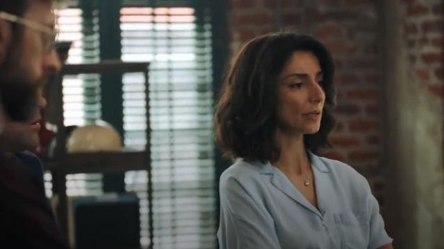 Rails Holly Shirt outfit worn by Special Agent Hannah Khoury (Necar Zadegan) in NCIS: New Orleans Season 6 Episode 3 - TV Show Outfits and Products