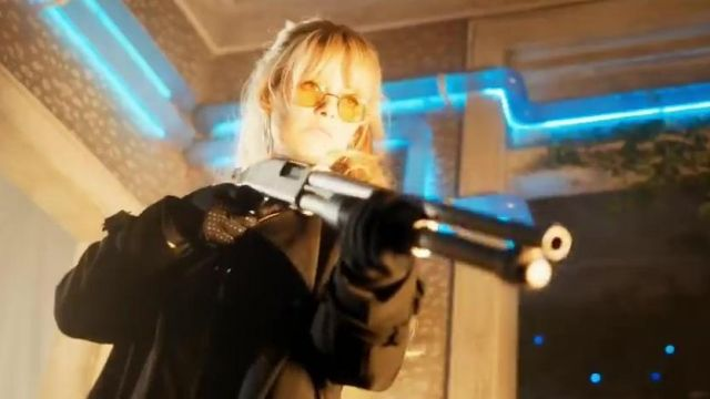 Red Tint Glasses of Syd Barrett (Rachel Keller) in Legion (Season03) - TV Show Outfits and Products