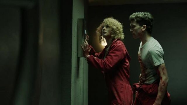 Fashion Trends 2021: Red suit of the robbers in The casa de papel Season 1 Episode 4