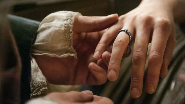 Fashion Trends 2021: Ring engagement party for Claire Fraser (Caitriona Balfe) seen in Outlander