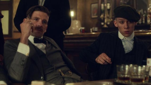 Fashion Trends 2021: Ring of Arthur Shelby (Paul Anderson) seen in Peaky Blinders Season 1 Episode 2