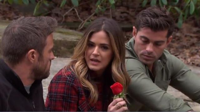 Robin Rhodes Felice Ring outfit worn by JoJo Fletcher in The Bachelorette (S12E04) - TV Show Outfits and Products