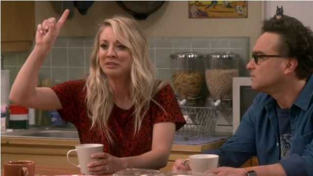 Sanctuary Beacon Tee outfit worn by Penny (Kaley Cuoco) in The Big Bang Theory (S12E22) - TV Show Outfits and Products
