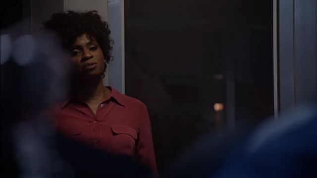 Shirt Beverly Hope (Adina Porter) seen in American Horror Story (Season 7 Episode 7) - TV Show Outfits and Products