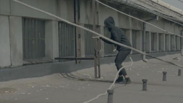 Shoes Converse high tops black in the clip For A Better Day of Avicii - Youtube Outfits and Products