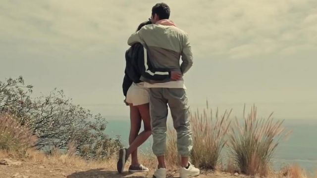 Shoes white Nike Air Max 1 Ultra 2.0 Essential in the clip Better With You Austin Mahone - Youtube Outfits and Products