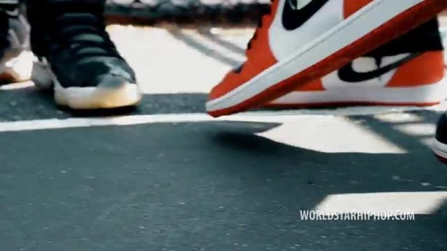 Sneakers Nike Air Jordan 1 SBB in the clip Like Mike Marty Baller - Youtube Outfits and Products