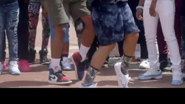 Sneakers Nike Air Jordan 1 retro high og in the clip Rolex Ayo & Teo - Youtube Outfits and Products