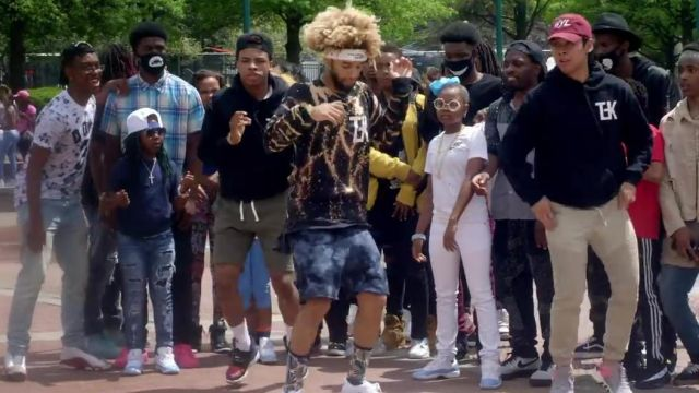Sneakers Nike Air Jordan 11 retro low in the clip Rolex Ayo & Teo - Youtube Outfits and Products
