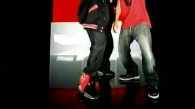 Sneakers Nike Air Jordan VIII P Diddy in the clip Bump bump bump B2K - Youtube Outfits and Products
