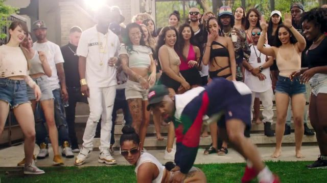 Sneakers Nike Air Jordan XI low closing ceremony in the clip Gyalis pro Sean Paul feat. Alkaline - Youtube Outfits and Products